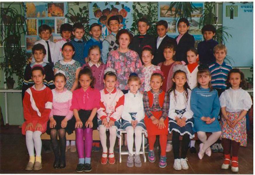 1993 год 3 А