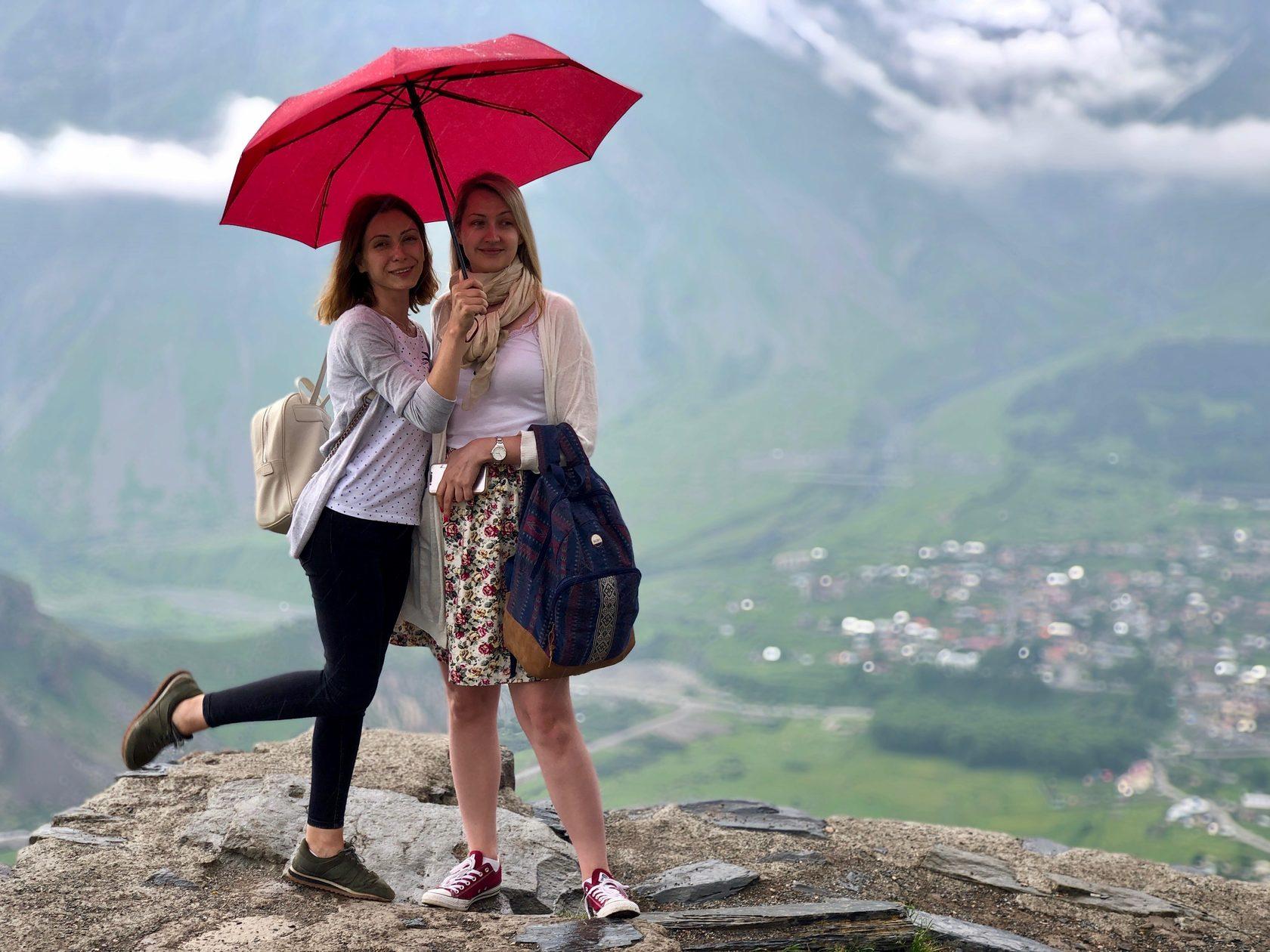 отдыха грузии фото туристов любую другую интересную