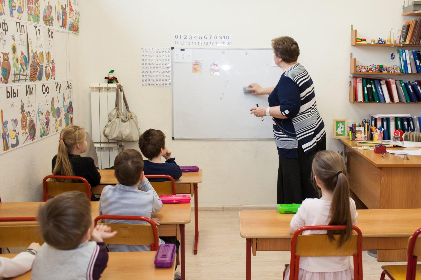 подготовка к школе Тропарево Коммунарка письмо счет логика чтение для дошкольников