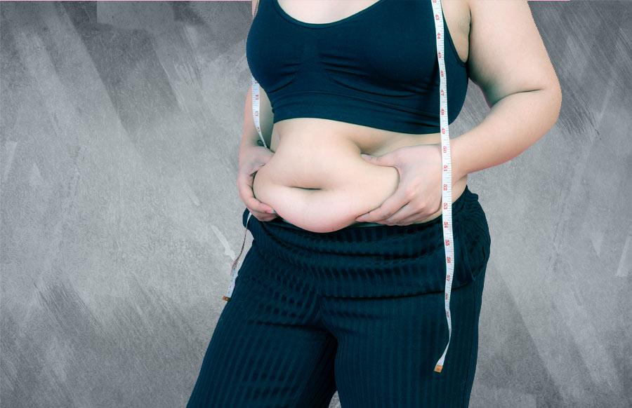 Изгорете мазнините по корема и биреното коремче без драстична диета с ходене редовно пеша.