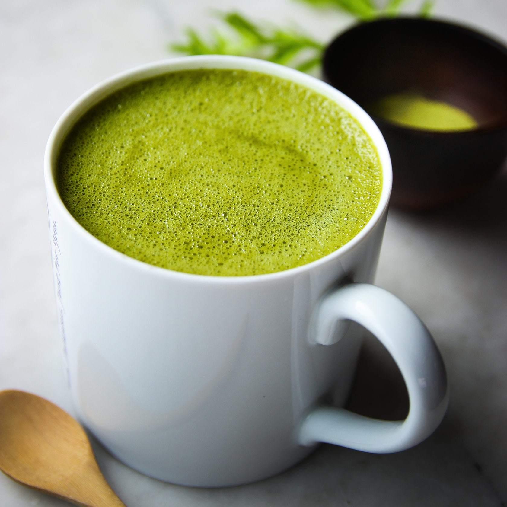Зеленый чай Гекуро