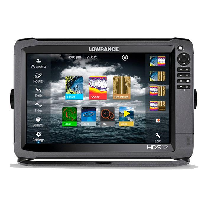 Купить эхолот Lowrance HDS-12 Gen3 - цена, продажа, каталог.