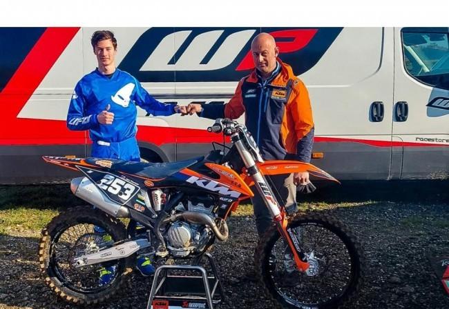 KTM Racestore объявила состав гонщиков на 2021 год