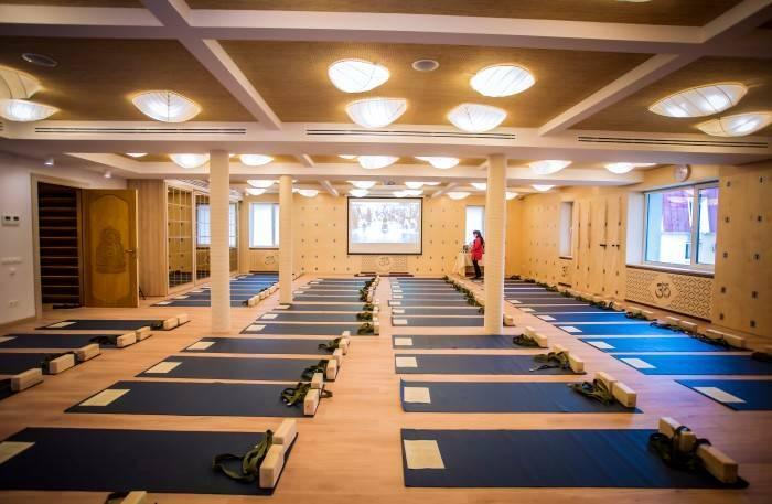 Центр йоги в Киеве