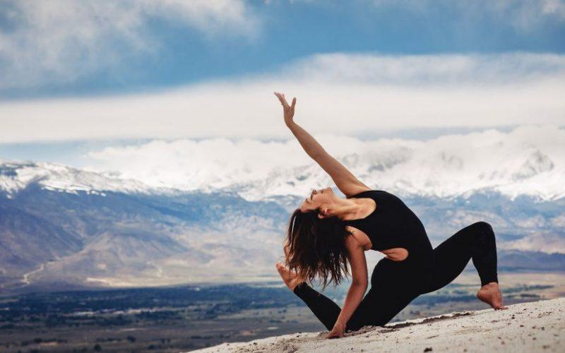 Видеокурс по йоге