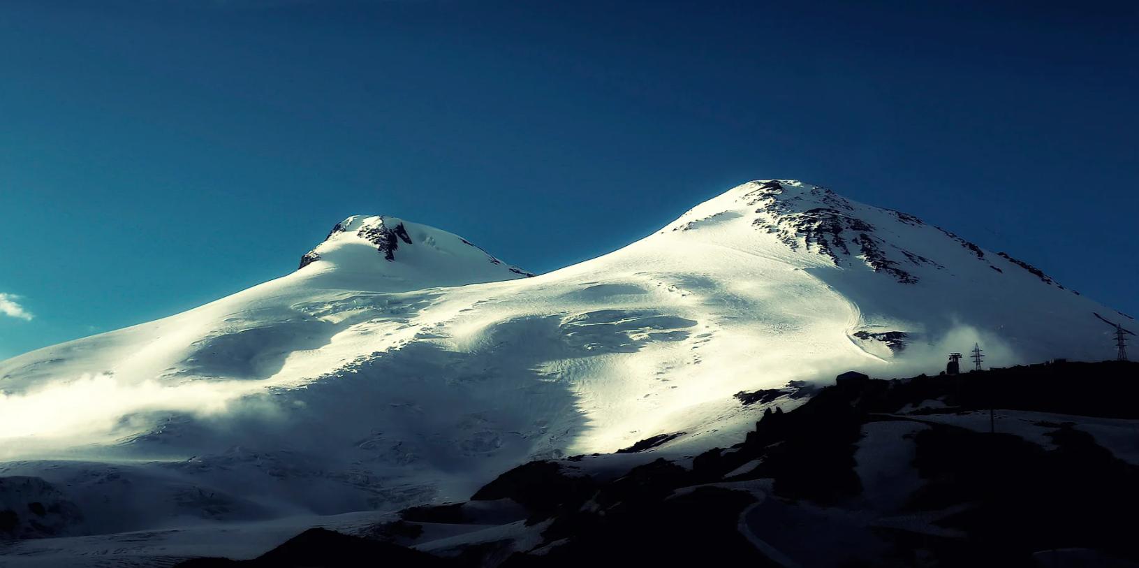 Фото горы Эльбрус
