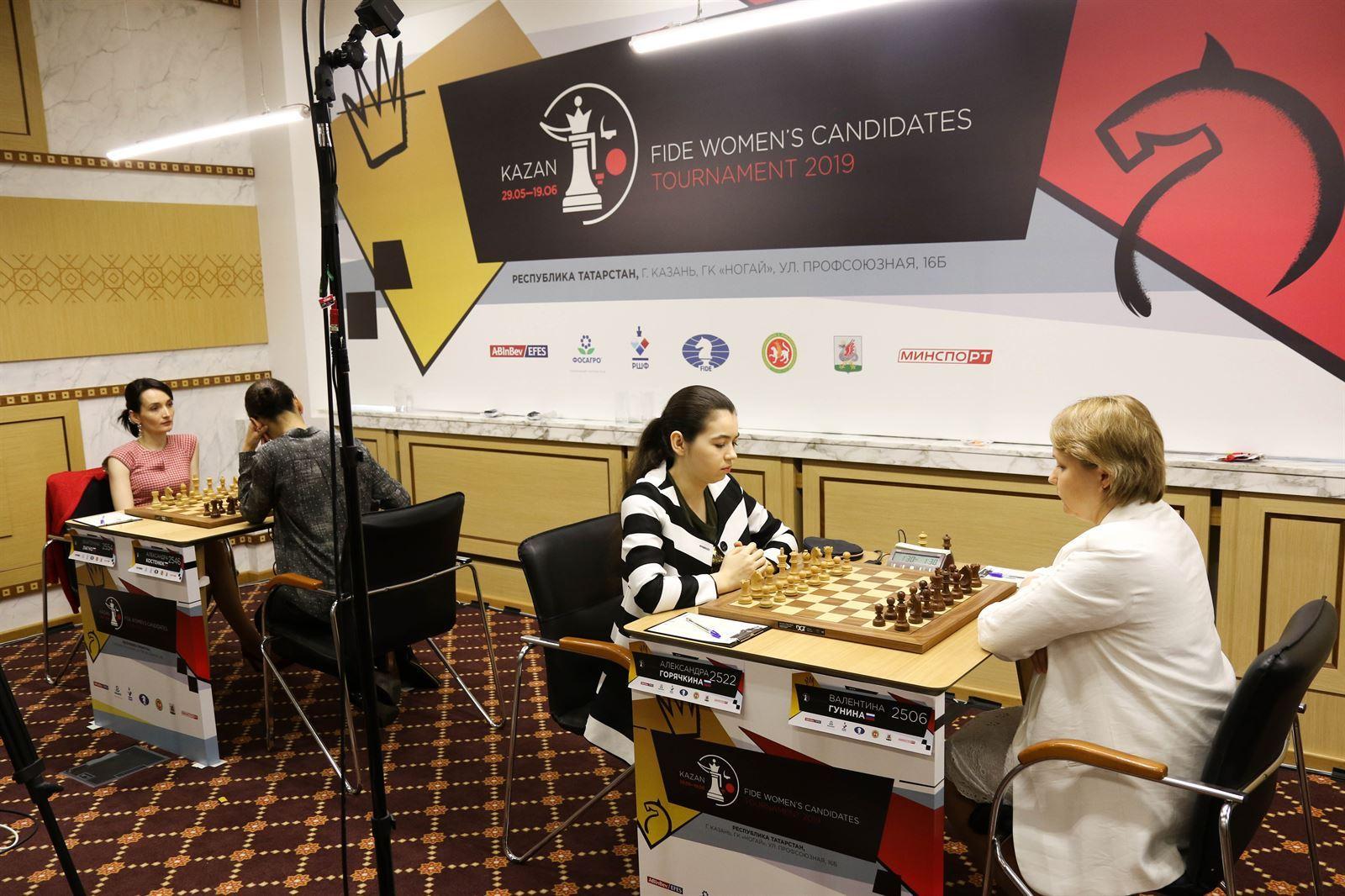 Photos - FIDE Women's Candidates Tournament 2019 / Kazan