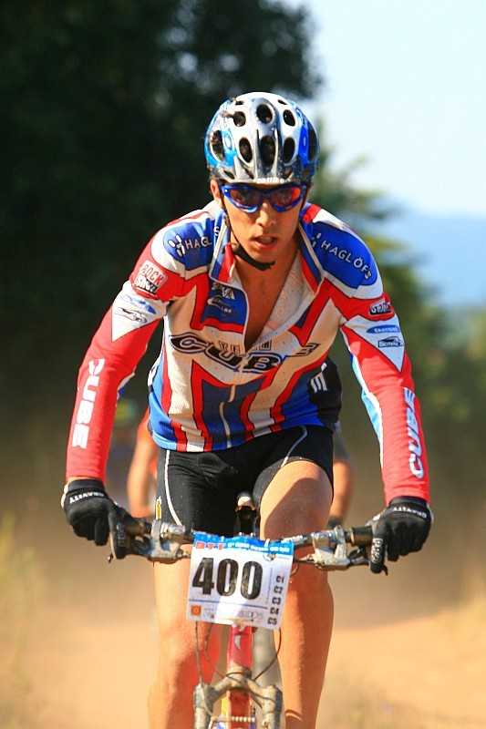 Anos 2000 - atleta de competição