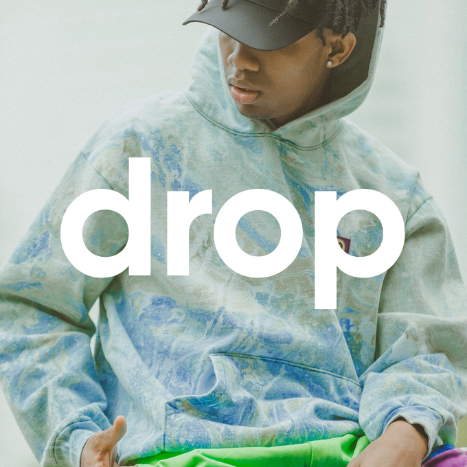 Drop // Красители для тай-дай и дизайна одежды и текстиля