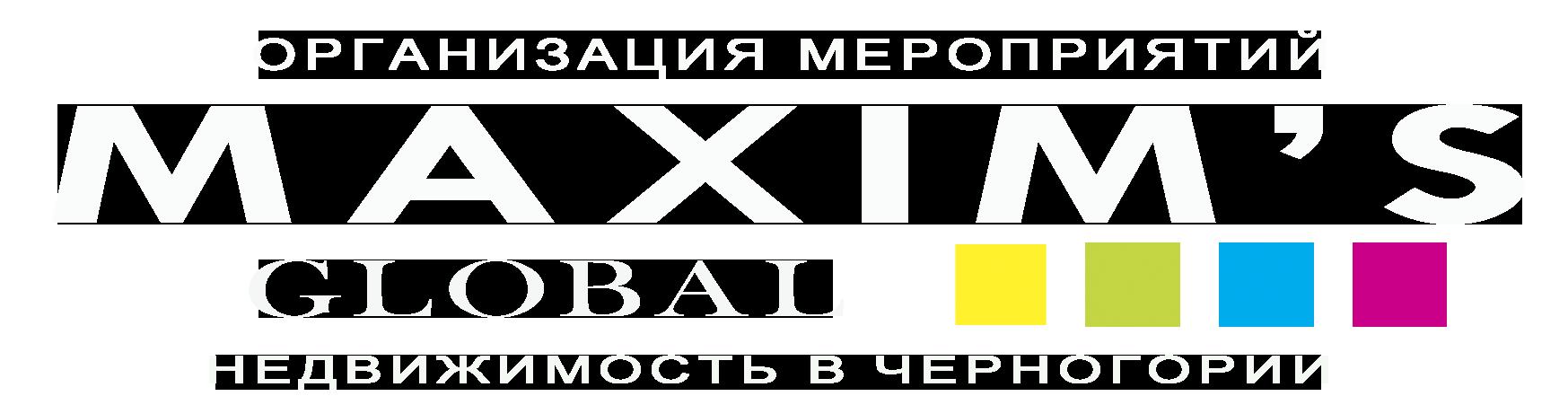 Логотип Агенства недвижимости в Черногории