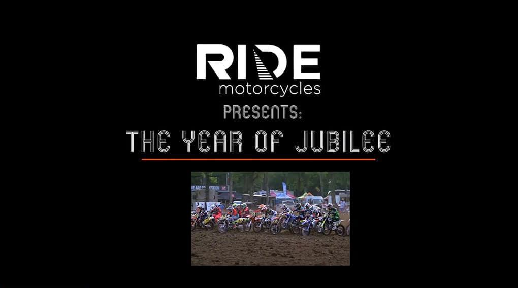 Новый фильм о мотокроссе от Троя Адамайтиса: «The Year of Jubilee» - Вторая серия