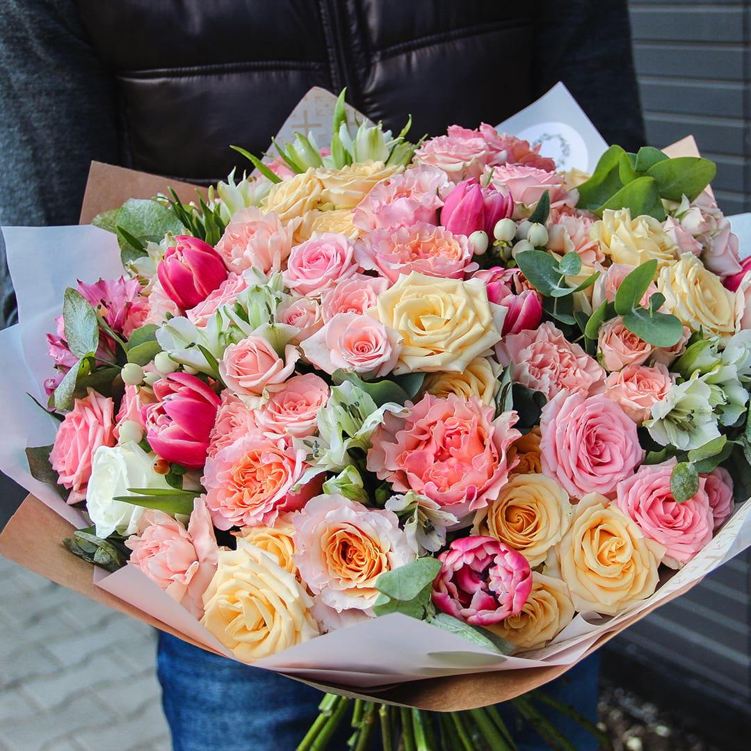 Букеты цветов, список самых красивых букетов в мире