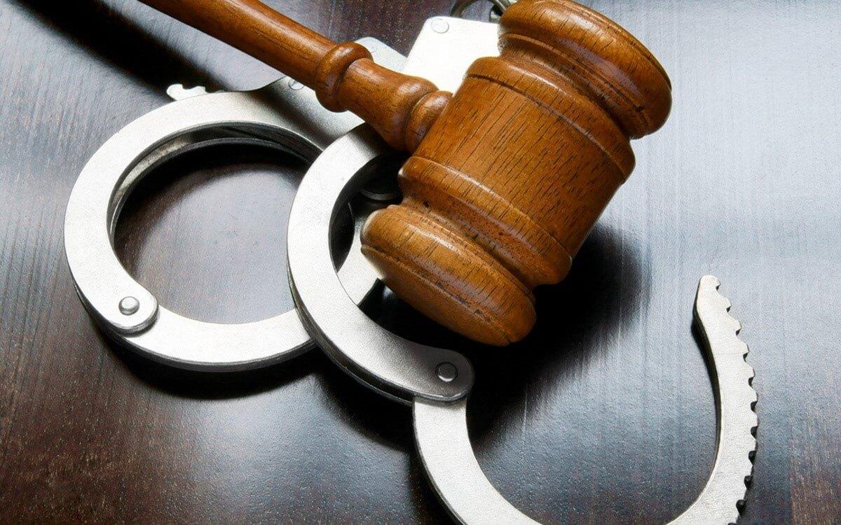 уголовное преступление 5 букв ответ