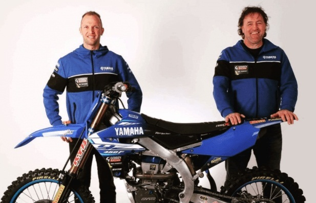Кевин Страйбос подписывает контракт с командой Gebben Van Venrooy Yamaha Racing