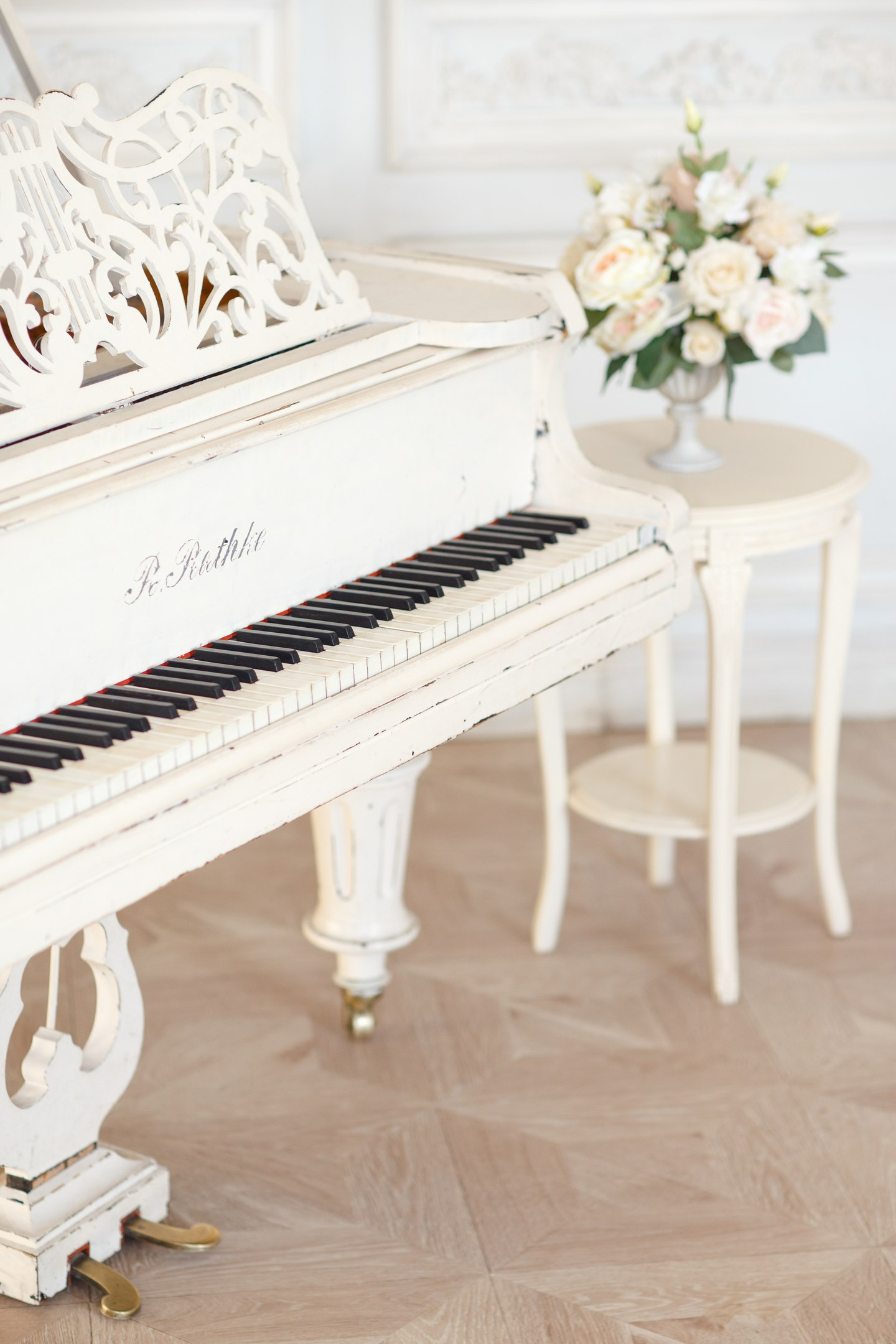 предлагайте идеи фотостудия с белым роялем спб интересные фотографии