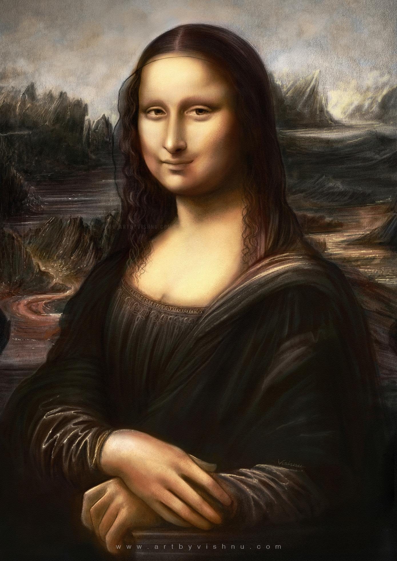 картинка монолиза кто нарисовал подборке много