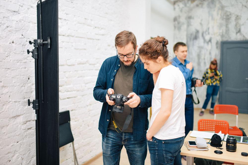 тонким слоем курсы для фотографов петербург пола