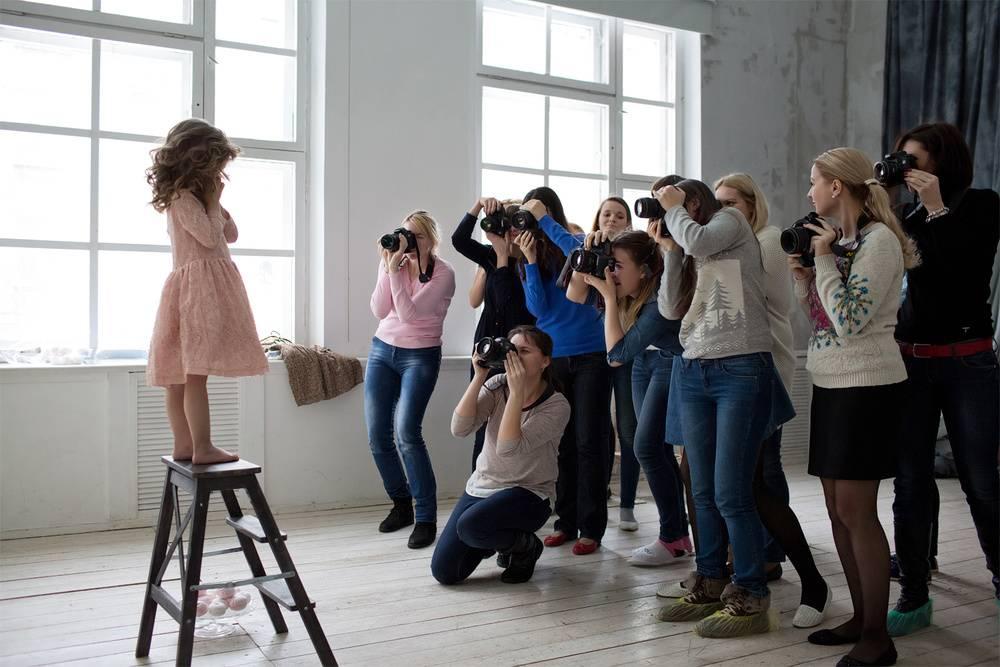 Пройдите обучение на курсах фотографии для начинающих в Минске