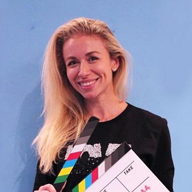 Ольга Морозова лектор Украинской Киношколы Ukrainian Film School