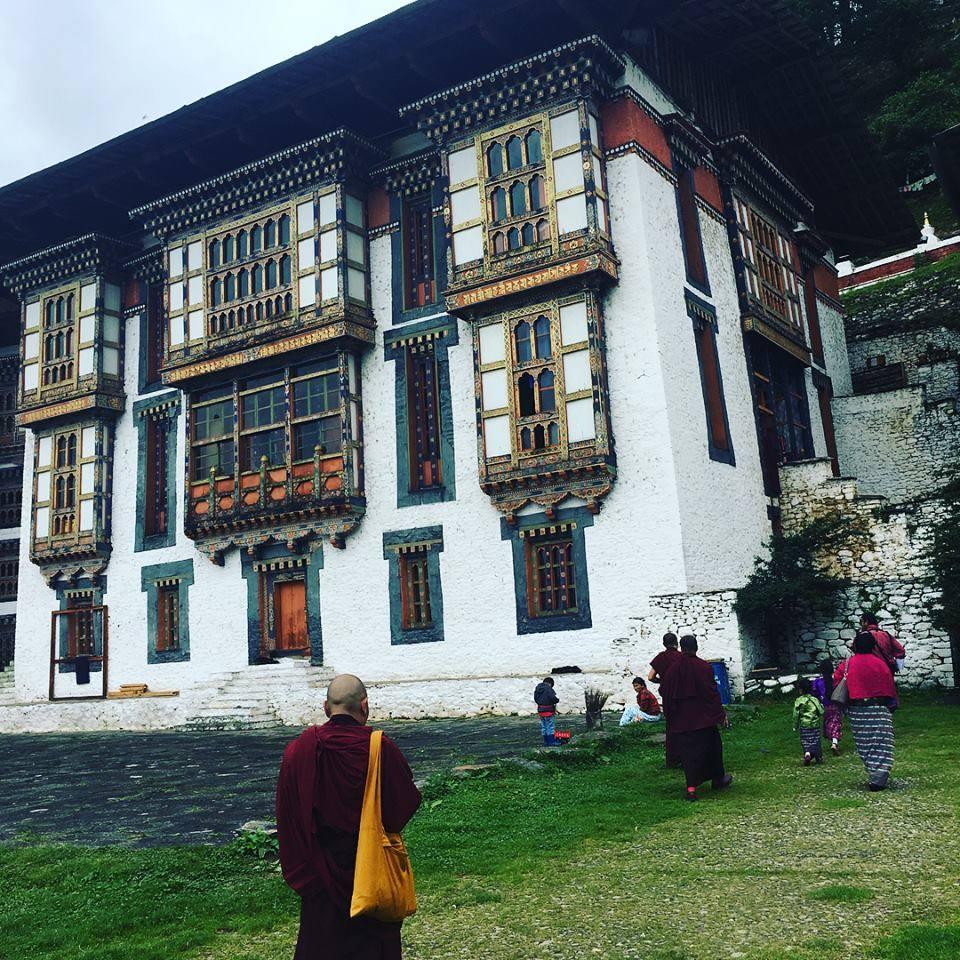 Монастырь Курджей Лхаканг в Бумтанге, Бутан