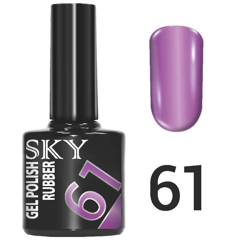 Sky gel №61