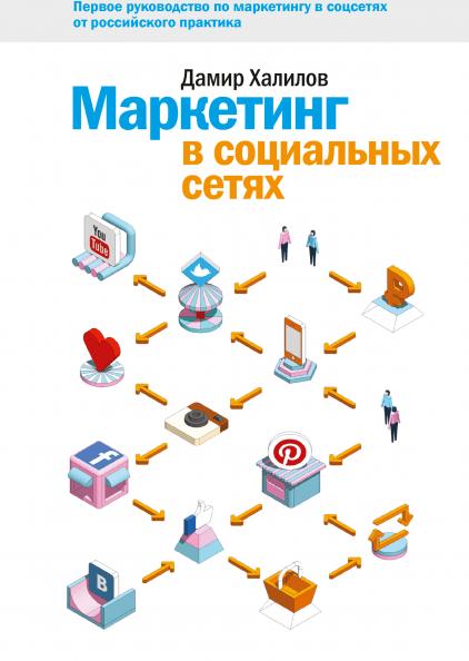 Маркетинг в социальных сетях  Автор: Дамир Халилов