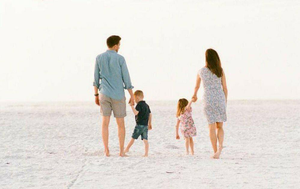 прогулка с детьми, воспитание