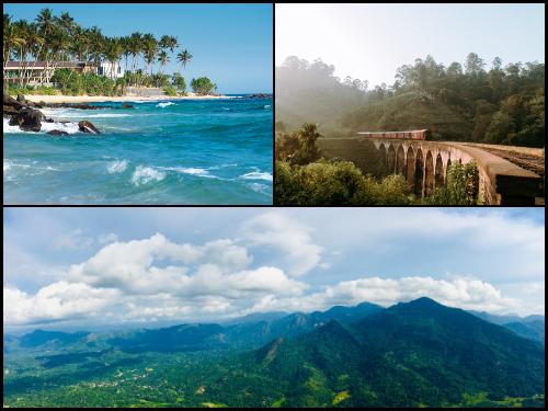 Шри-Ланка в ноябре