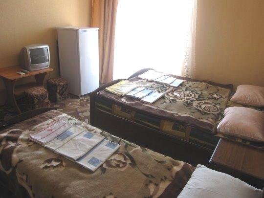 Номер в отеле Рио, Лермонтово