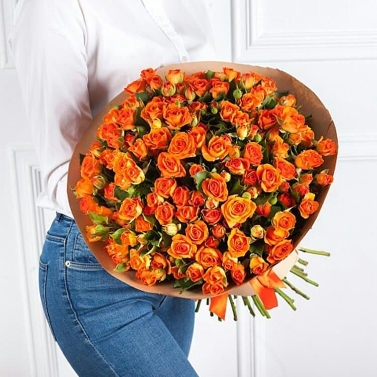 Лучшая международная доставка цветов минска
