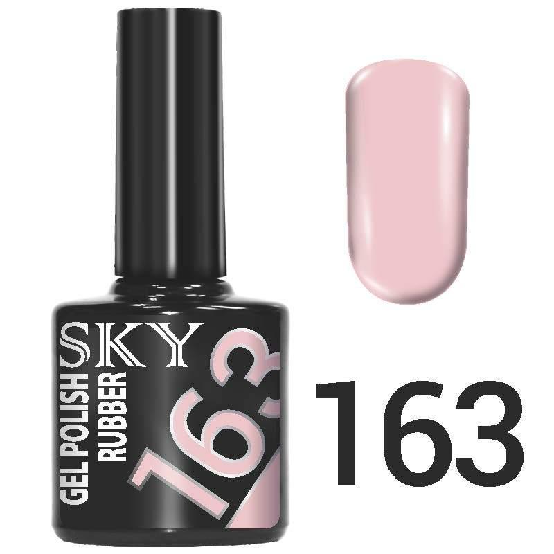 Sky gel №163