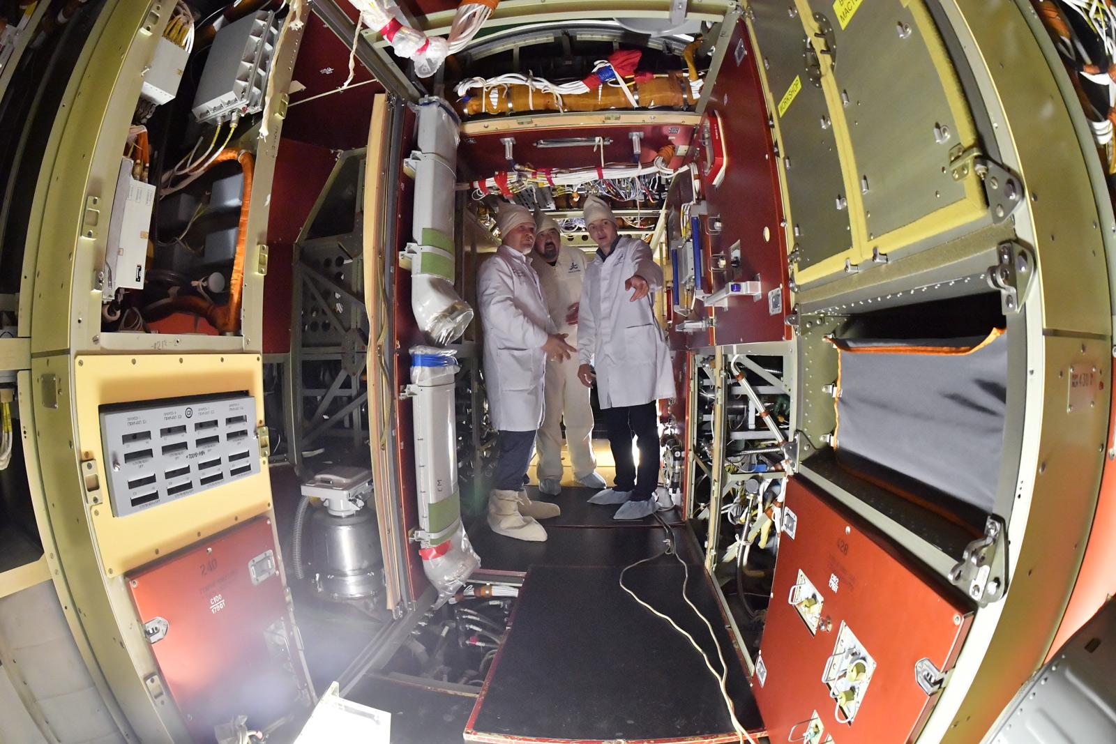 """Proton-M (MLM-U """"Nauka"""") - Baï - Mi-juillet 2021 - Page 9 -"""