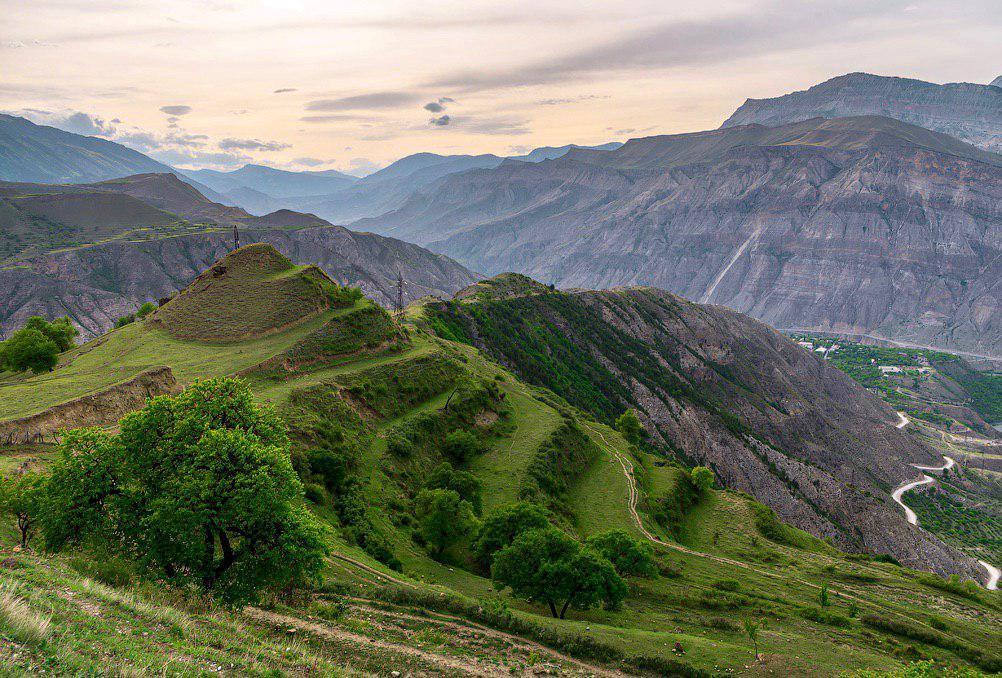 Горы хуеры чечня дагестан #5
