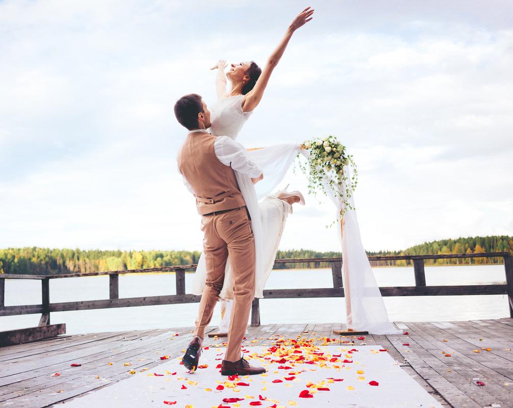 Где сфотографироваться на свадьбе архангельск