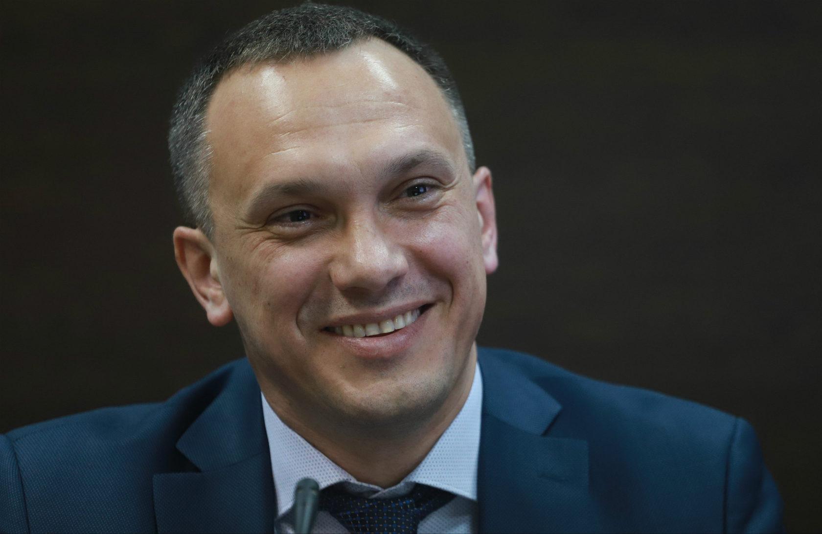 управляющий директор розничных продаж и обслуживания банка РНКБ Сергей Кузьмин