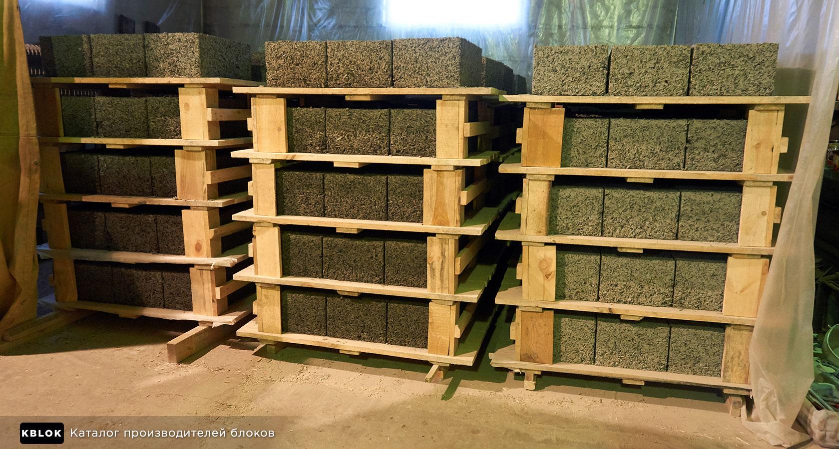 Арболит блоки с доставкой в Миасс и Челябинскую область