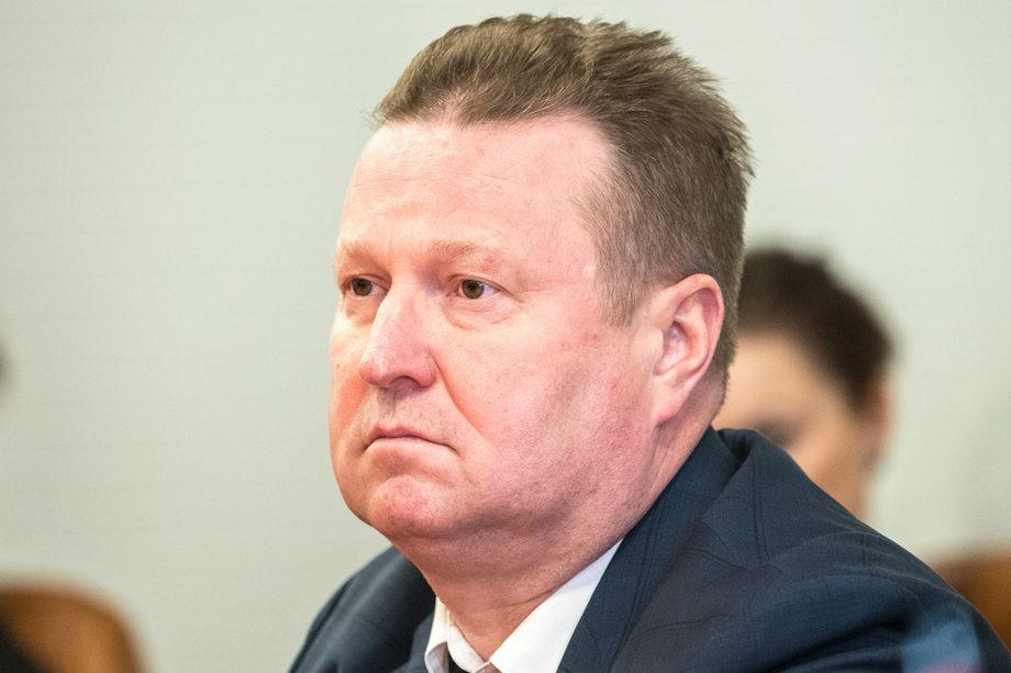 Дмитрий Гладышев, заместитель главного врача Городской больницы №40