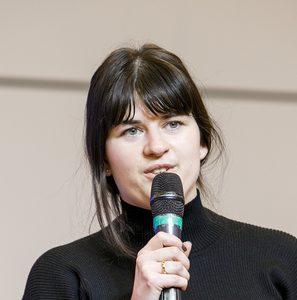 Мария Бриш, креативный директор Яндекс.Такси, конференция InTheCity, родные города, газпром нефть