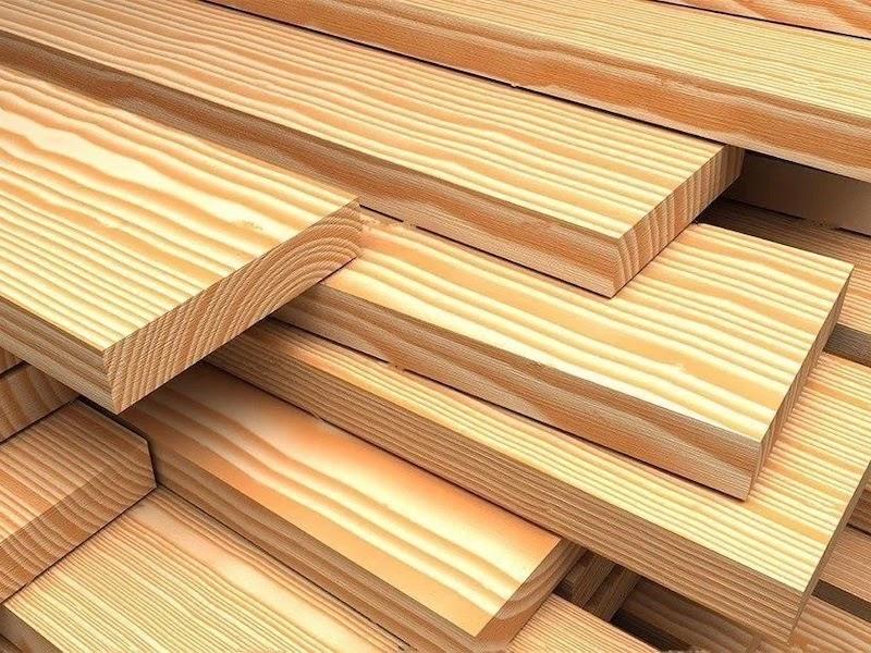 Обработка древесины и изготовление строительных материалов и заготовок из дерева
