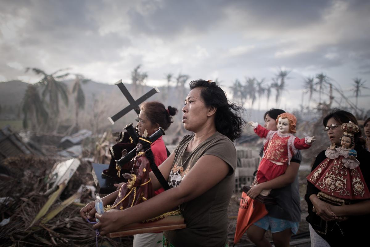 Фотография с престижной премии по фотожурналистике  World Press Photo