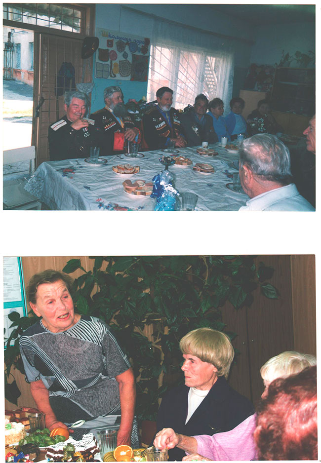 Встреча учителей-ветеранов