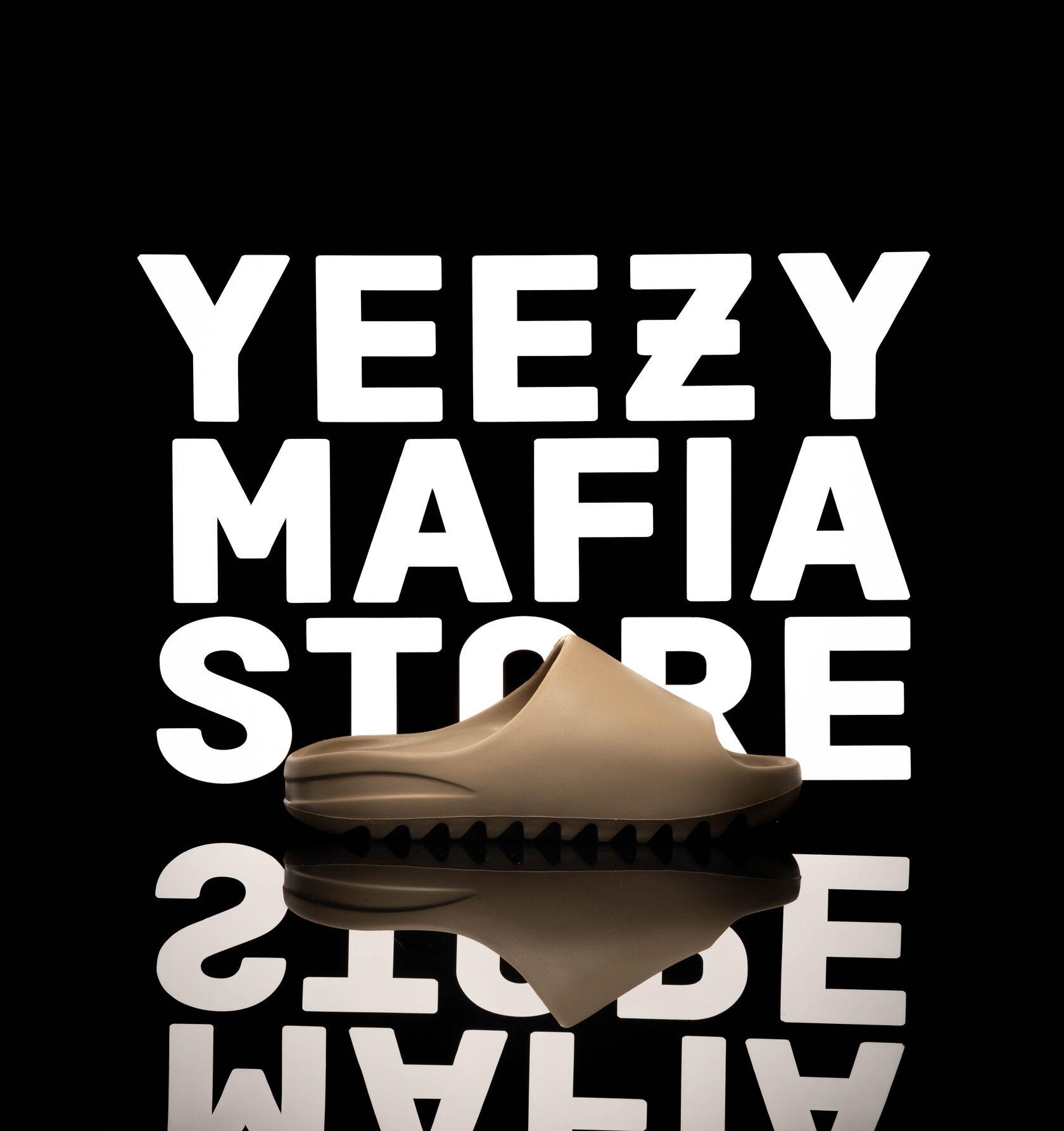 Yeezy Slide Pure купить