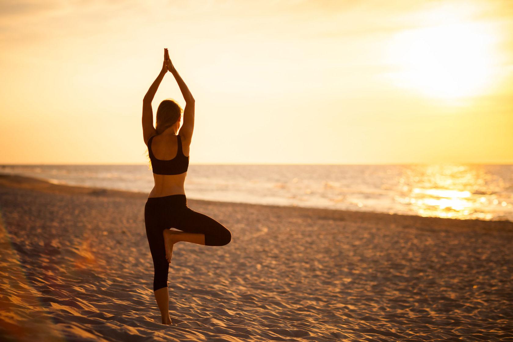 сайте йога на берегу моря фото настоящее время