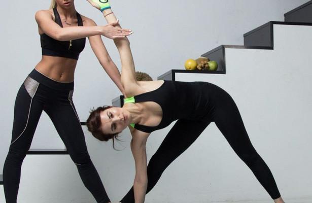 Йога тренинги