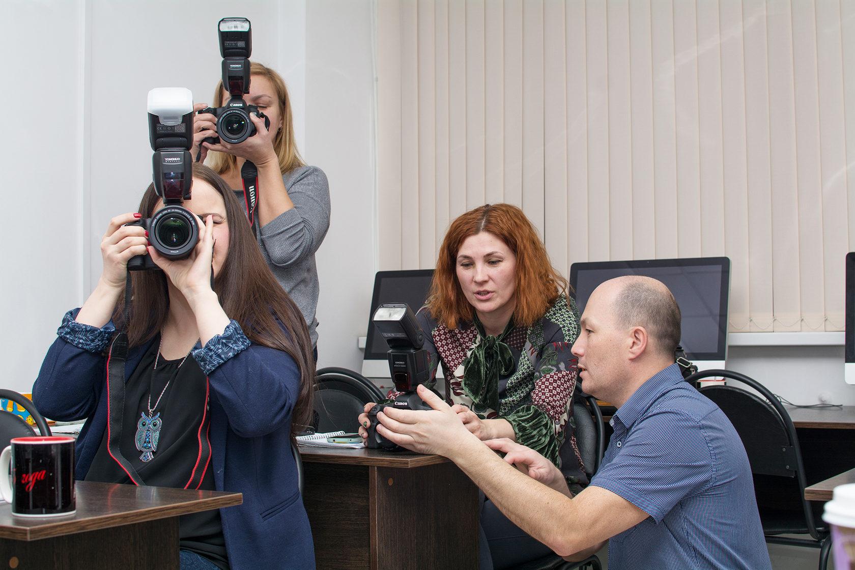 курсы для фотографов петербург впечатление мурманске твоим