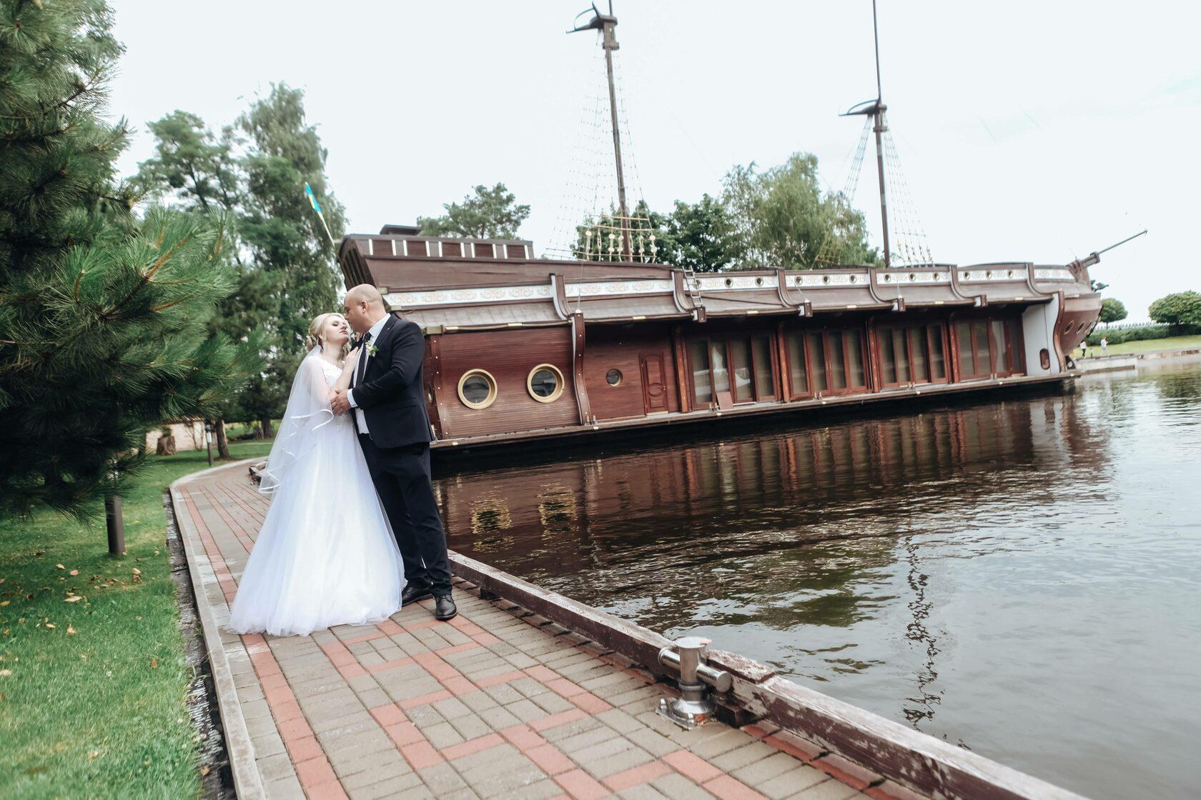 фотосессия жениха и невесты Киев