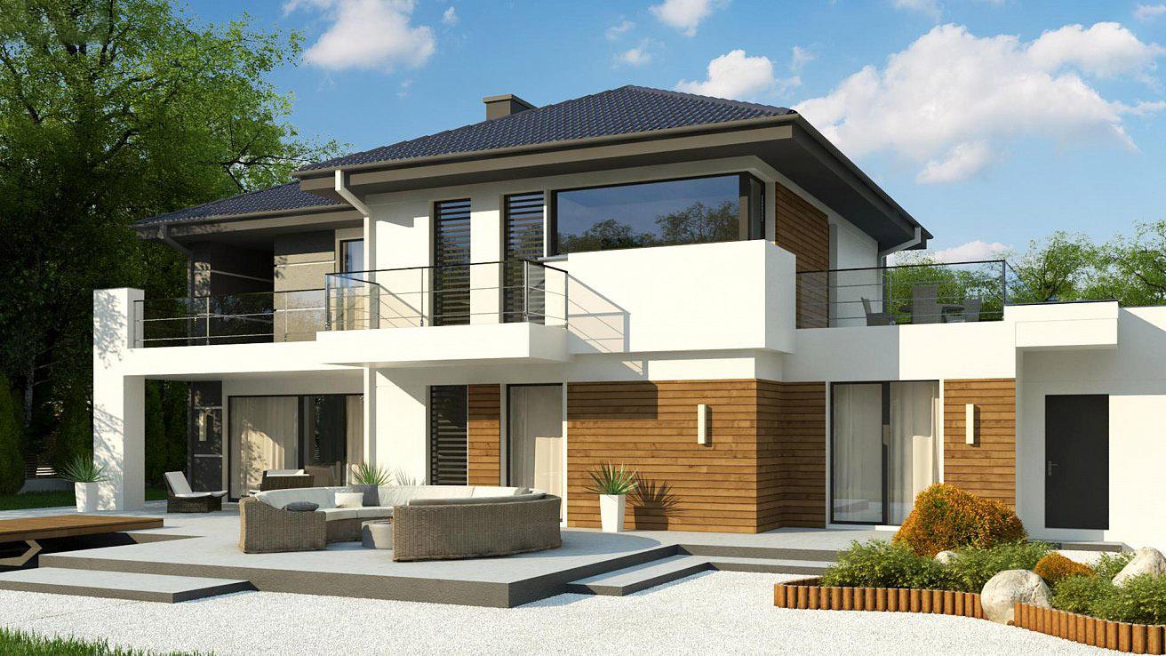 Фасад дома варианты отделки фото жизнь