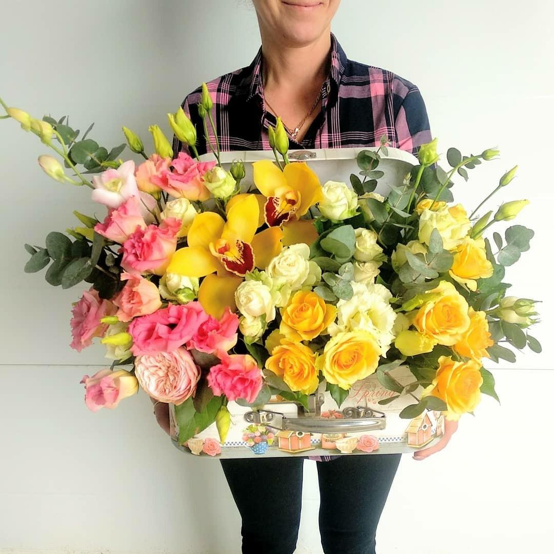 Покупка букет, купить цветы каширская