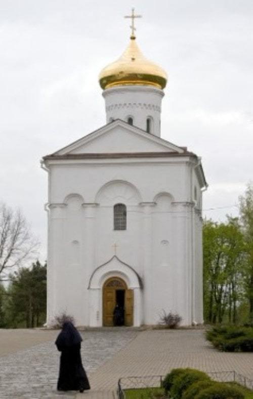 Спасо-Преображенский собор. Полоцк. Современный вид.