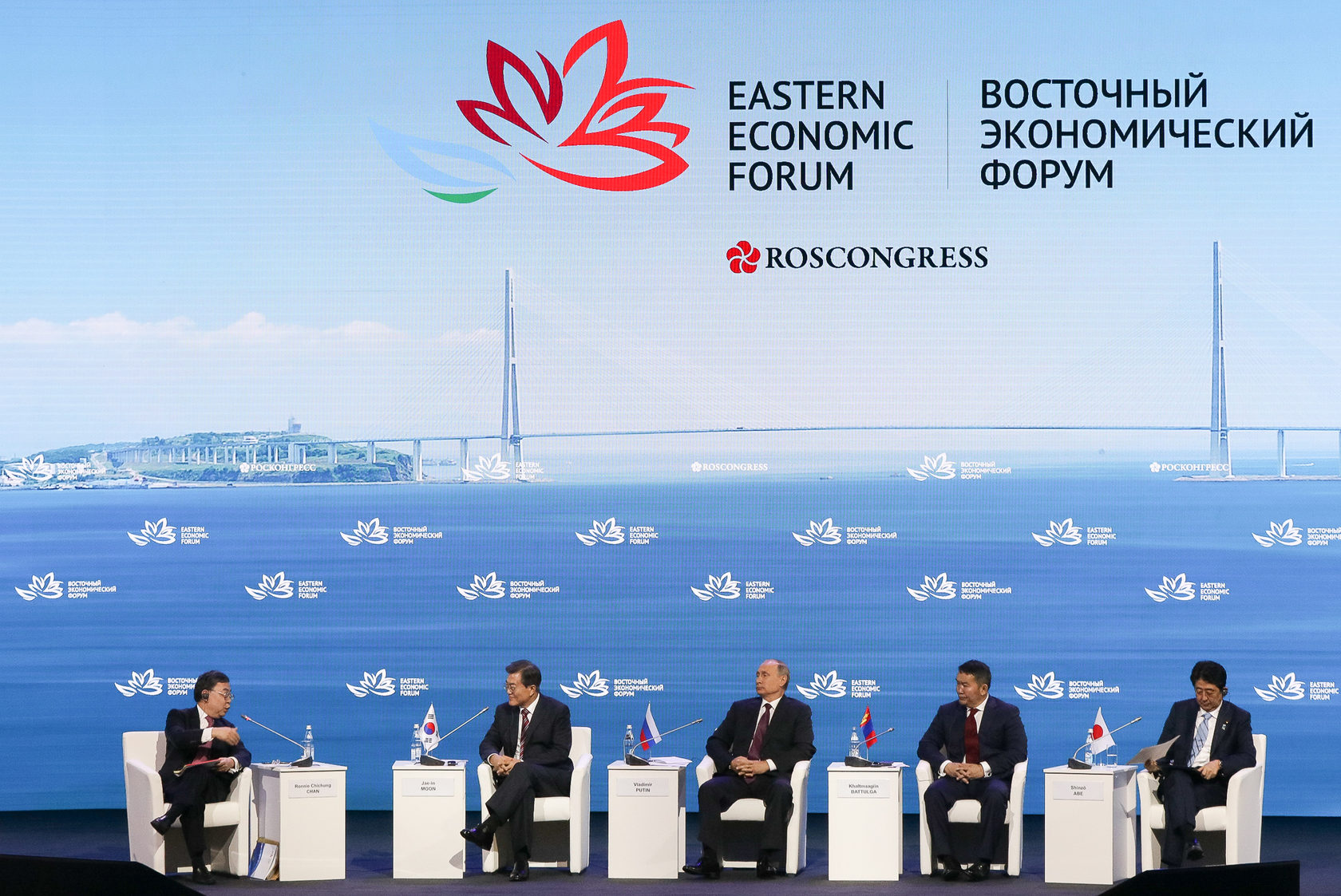 Russia and Japan: expectations of peace and WEF